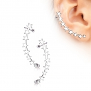 Tragus Ohr Helix Cartilage Stern Ohrstecker