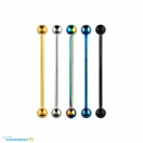 Industrial Ohr Piercing Helix Barbell